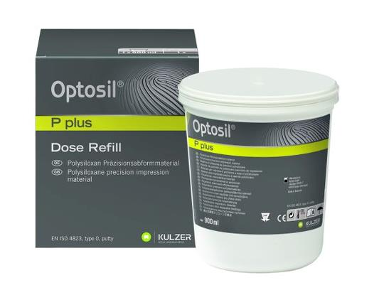 Optosil P putty plus 900 ml*